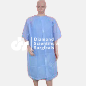 Patient Disposable Male Gown