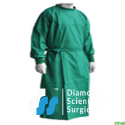 Gynae surgeon gown